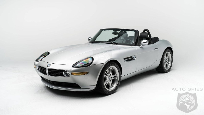 Who wants to buy Steve Jobs' 2000 BMW Z8?