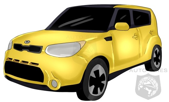 Kia Soul EV to debut in 2014