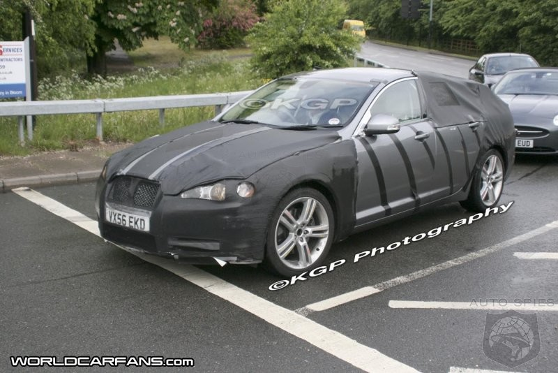 Jaguar C-XF Concept 2007 Production Preview Vehicle of the ...