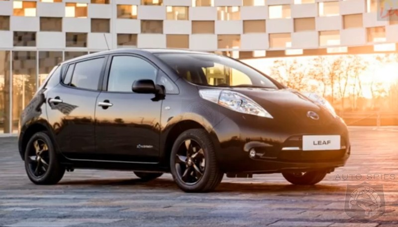 Nissan Announced Battery Specs For New Leaf 30 Kwh 107 Miles Of Range