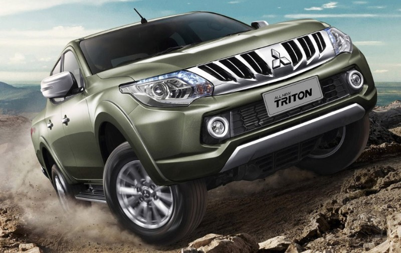 2018 Mitsubishi Triton - Love it or hate it