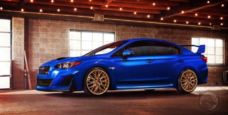 2018 Subaru WRX STI Pros and Cons - AutoSpies Auto News