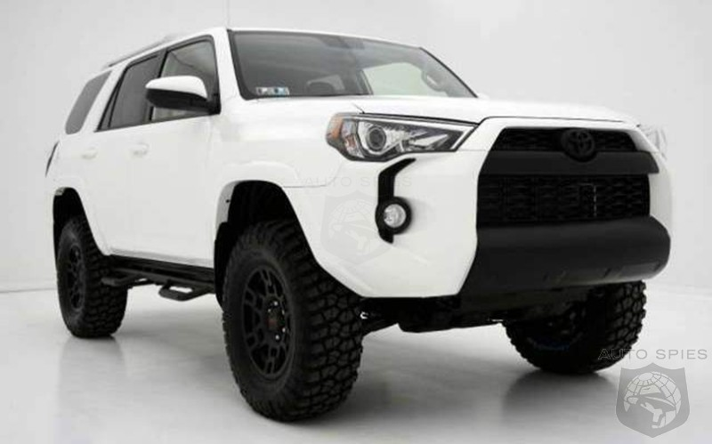 2018 toyota 4runner. interesting 2018 2018 toyota 4runner  rumors to toyota 4runner