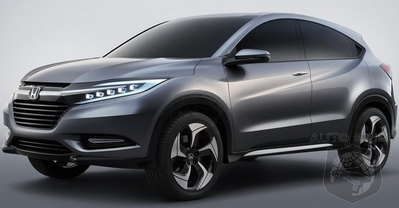 Honda's New Urban SUV - Is this it?
