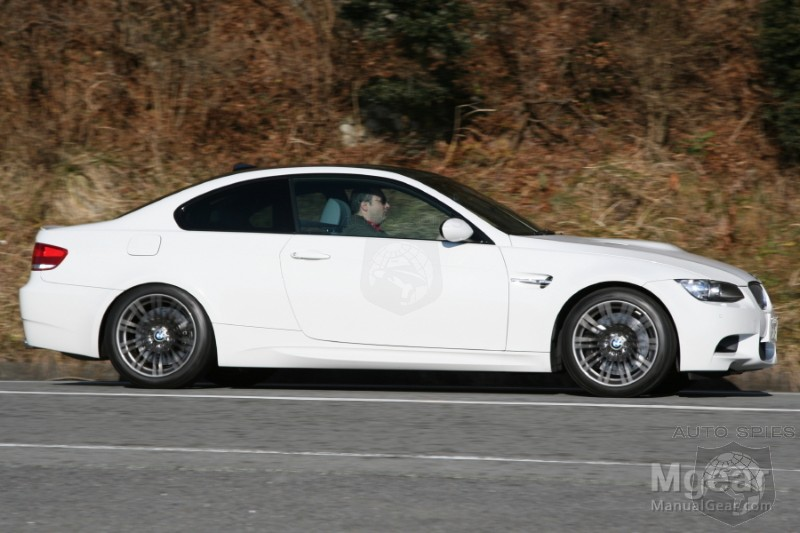 Bmw M3 E92 Test Drive Autospies Auto News