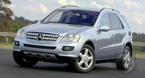 Review 2007 Mercedes Benz Ml320 Cdi Test Drive Autospies Auto News