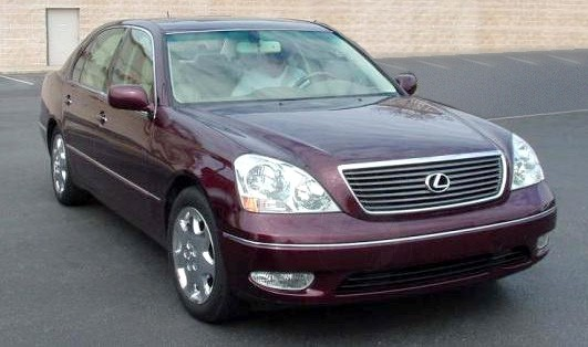 Which Lexus LS series did you think was the best so far?