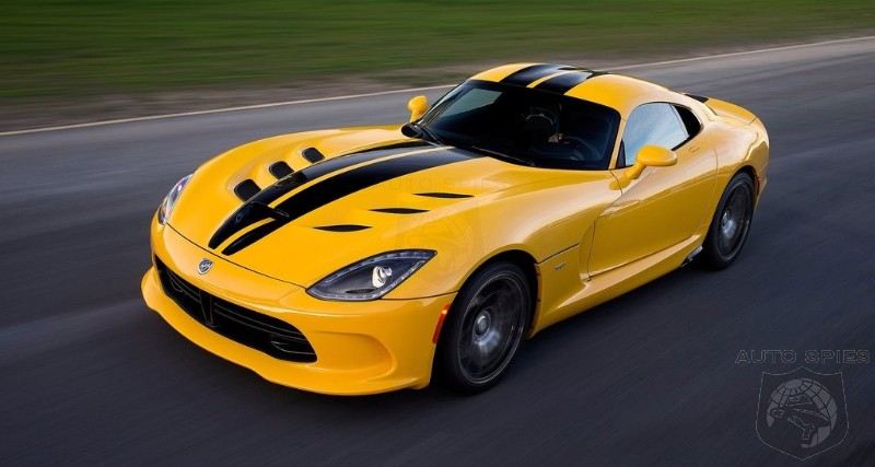 2014 Viper Price Jumps by $2,000 to $99,395