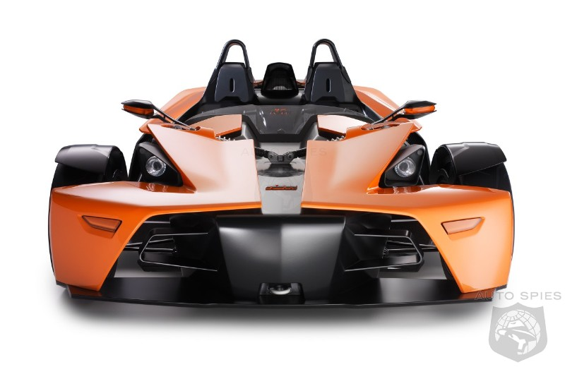 KTM X Bow Receives Top Gearu0027s U201cSports Car Of The Yearu201d Award