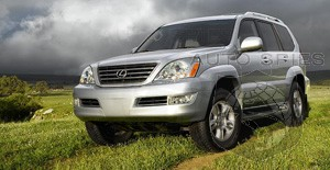 2010 Lexus GX460 to make its debut next week in China