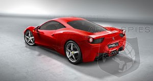 Ferrari to build a V12-powered 458 Italia for Eric Clapton