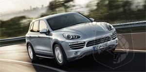 Chinese version of Porsche Cayenne to receive a more powerful Audi S4 engine