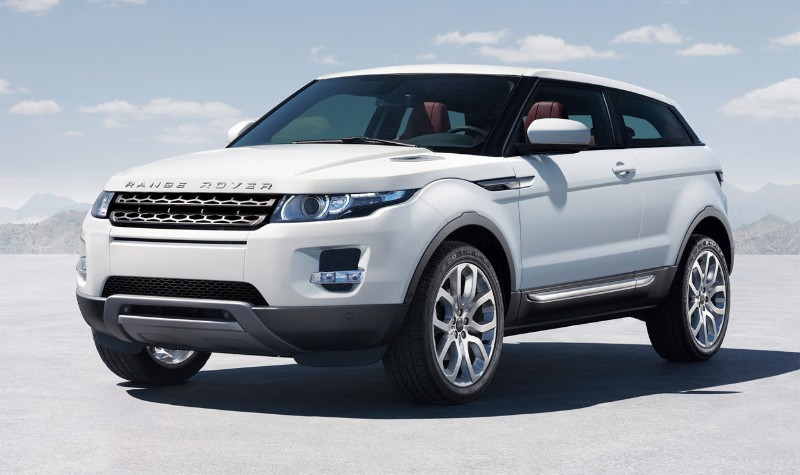 2012 Range Rover Evoque: official details, photos and specs