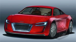 Official: Audi e-Tron will be built by Quattro, at Neckarsulm site
