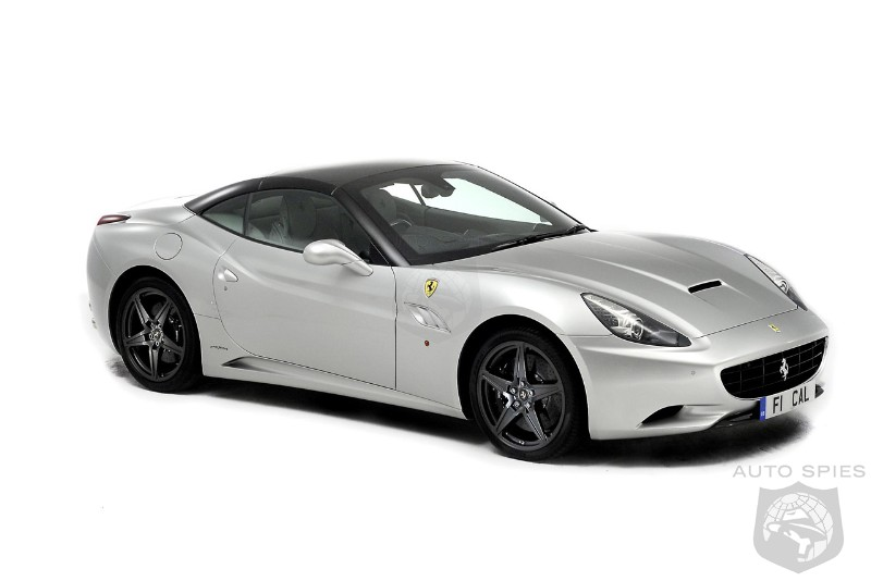 Ferrari California 'Bi-Colore' coming to Goodwood