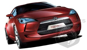 Hyundai's new sporty coupe to make U.S. debut at the 2011 Detroit Auto Show