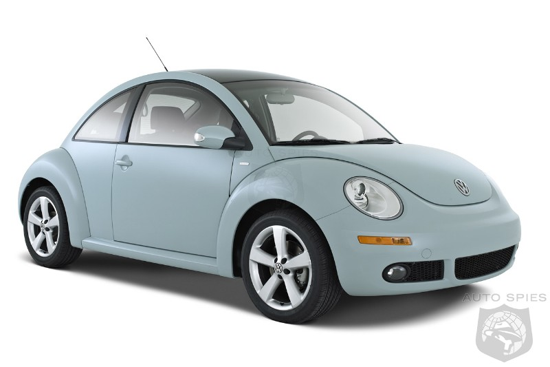Rumor 2012 Vw Beetle to make its debut at the 2011 New York Auto