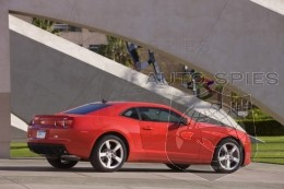'2010 Collectible Car of the Future' award goes to Chevrolet Camaro