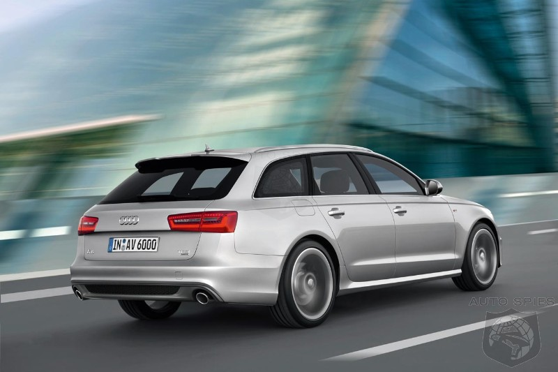 2012 Audi A6 Avant Will Not Be Introduced In Us Autospies Auto News