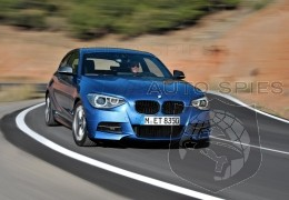 Bmw 1-Series will get xDrive in Paris