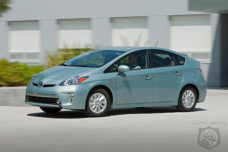 2017 Toyota Prius Plug In Hybrid Rated At 87 Mpge 49 Mpg