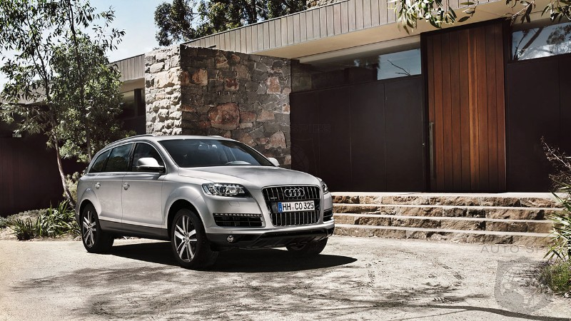 Audi boss confirms Q7 e-tron ahead of new generation in 2015