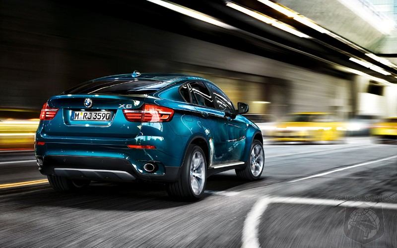 New Bmw X6 to debut next year in Moscow