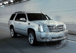 Next-gen Escalade to keep the bling, brawn in Caddy lineup