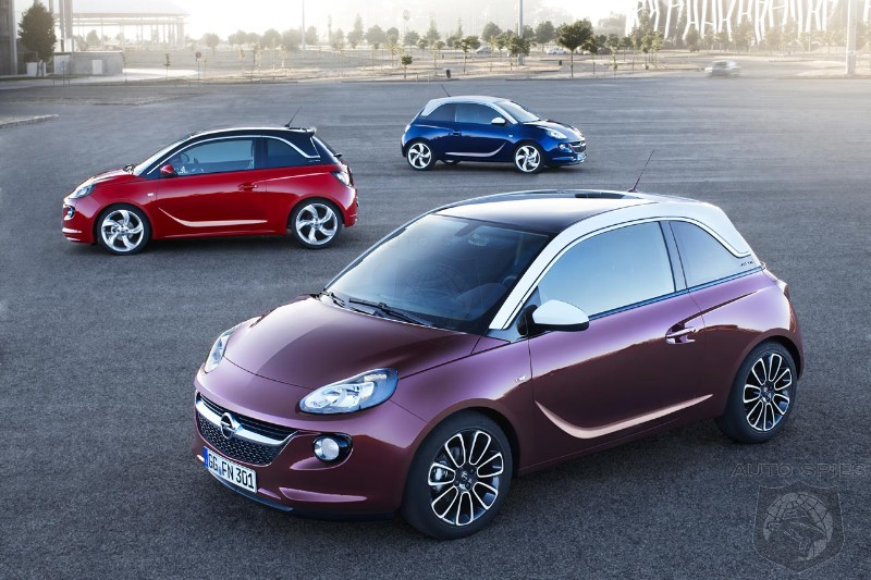 Would you buy an Opel Adam instead of a Fiat 500?