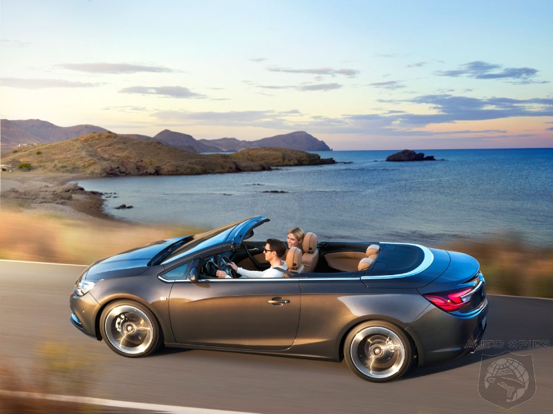 Would you buy the Opel Cascada in the United States?