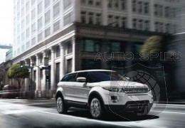 Range Rover Evoque gets new entry-level model in the US