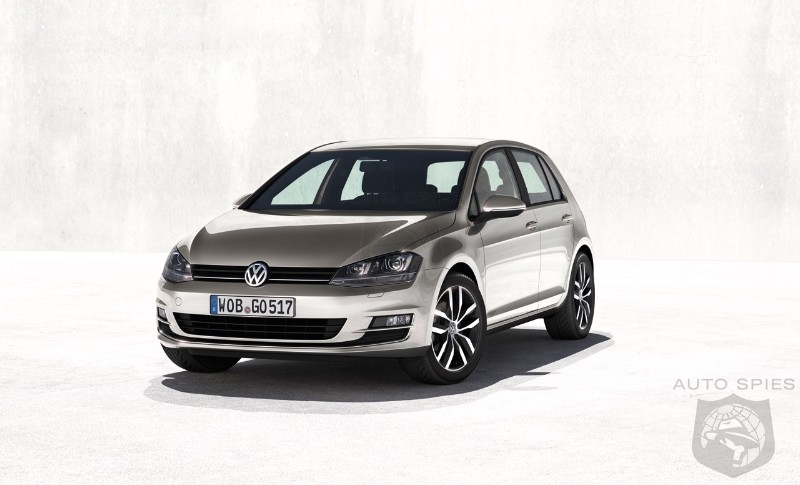 Vw has high expectations from the new Golf