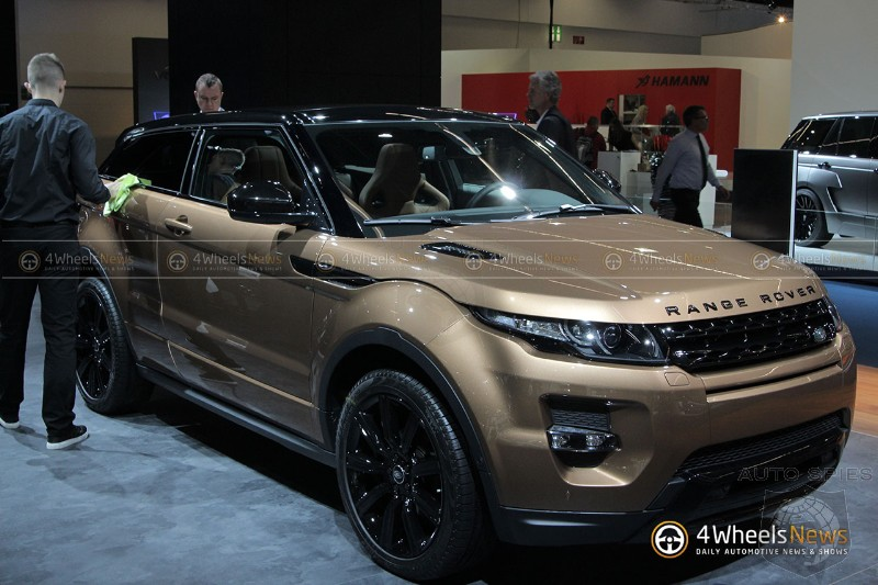 Range Rover Evoque Xl For 2016 Launch Autospies Auto News