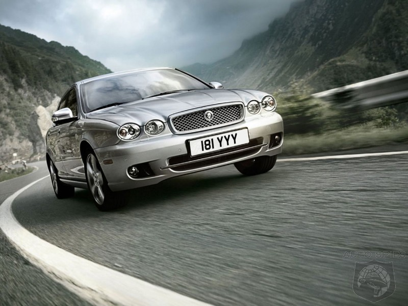 Jaguar XS, the new Bmw 3-Series rival