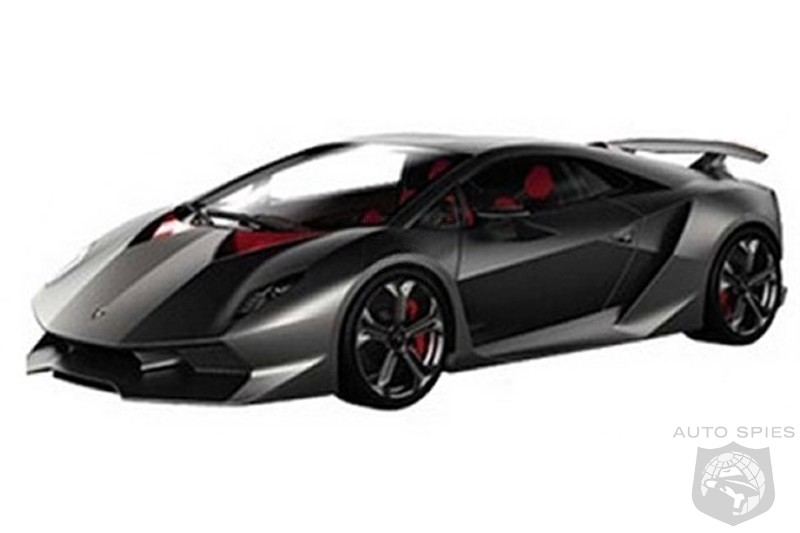 Dealer Says Only Three Lamborghini Sesto Elemento Are Coming To