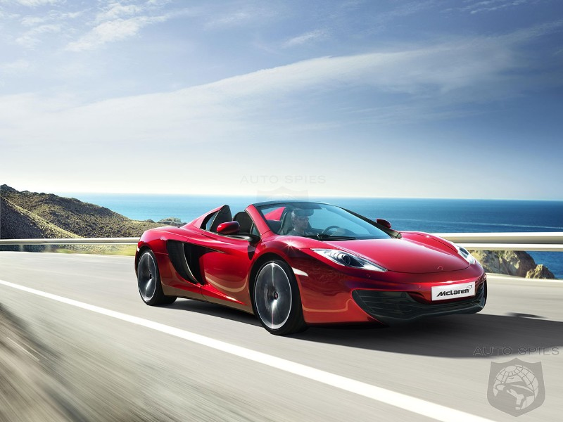 McLaren will continue to develop its 911 rival with no help from Honda