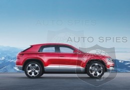 Vw working on several new crossovers