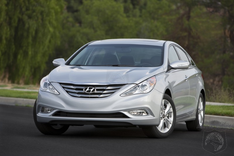 2011 Hyundai Sonata Pricing Announced