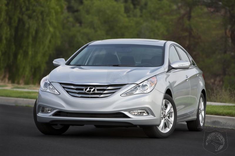 2011 Hyundai Sonata Pricing Announced