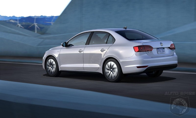 2017 Volkswagen Jetta Hybrid Pricing Announced