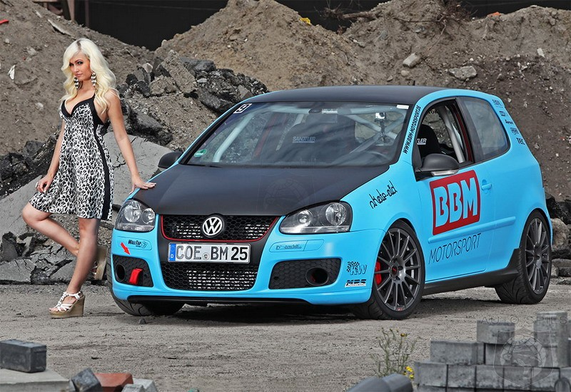 Volkswagen Golf V GTI by BBM Motorsport