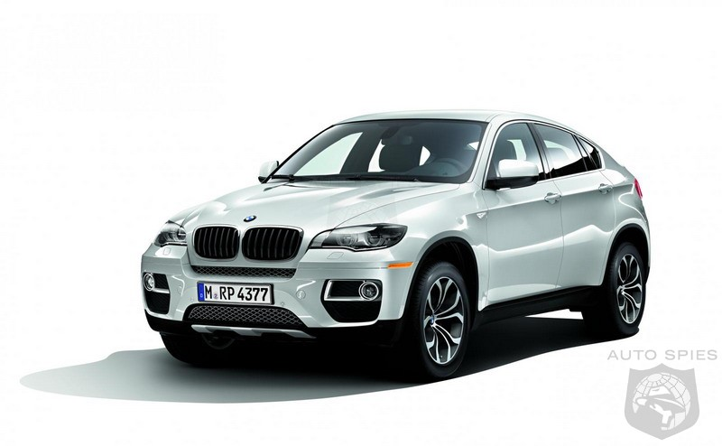 2013 BMW Individual X6 Performance Edition Announced